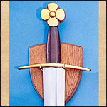 Sword Wall Plaques and displays