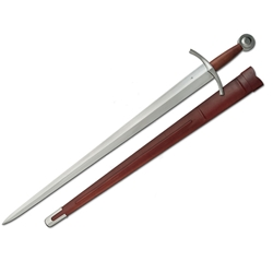 Crecy War Sword - Sharp by Kingston Arms SM36010