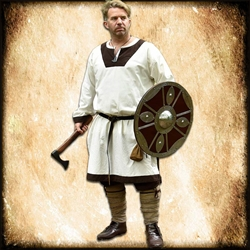 Viking Clothes and Footwear
