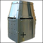 Functional Early Medieval Helms