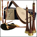 Musical Instruments for Early Music