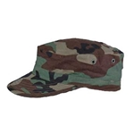 USMC 8 Point Cap 3-Color Desert Rip-Stop 804101