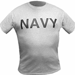 Navy Physical Training T-Shirt 10-Navy