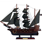 Blackbeard's Queen Anne's Revenge Model Ship 20 Inch 143-Pirate12