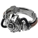 EER Steam Powered Entropy Calibrator Watch Pewter Alchemy 17-AW15