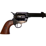 Colt 45 Peacemaker M1873 Black Finish Revolver Non Firing Replica,Colt 45 Peacemaker M1873 Black Finish Revolver Non Firing FD1186N