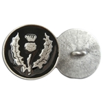 Scottish Thistle Buttons 107.1428