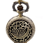 Owlet Pocket Watch or Pendant