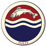 House Tully Embroidered Patch 21-665