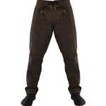 15th Century Pants Brown XL Medieval Hosen