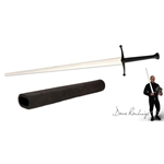 Synthetic Longsword Grip-Black PR3011