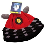 Doctor Who Red Dalek Hat