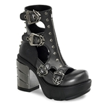 Sinister Spike Ankle Boots 34-3126