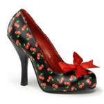 Cutiepie Bow Toe Pumps