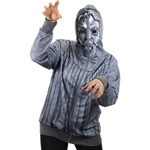 Doctor Who Weeping Angel Hoodie
