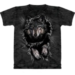 Breakthrough Wolf Youth's Tee Shirt 43-1517380