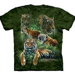 Jungle Tigers Youth's T-Shirt 43-1533010