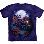 Fairy Biker Youth's Tee Shirt 43-1533740