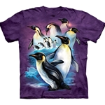 Emperor Penguins Youth's T-Shirt 43-1534220