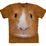 Guinea Pig Face Youth's T-Shirt 43-1534440