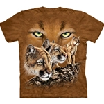 Find 10 Cougars Youth's Tee Shirt