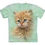 Kitten Portrait Youth's Tee Shirt 43-1534680