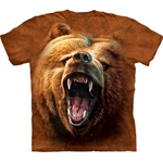 Grizzly Growl Youth's Tee Shirt