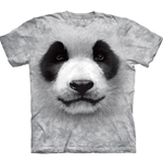 Big Face Panda Youth's Tee Shirt 43-1535580