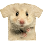 Hamster Face Youth's Tee Shirt 43-1536210