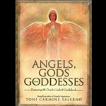 Angels, Gods, and Goddesses Oracle (deck and book) 45-DANGGOD
