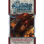 A Game of Thrones LCG: Illyrio's Gift Chapter Pack 73-FFGGOT60