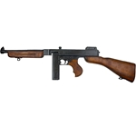 Replica 1928A1 Thompson Submachine Gun Military Version - Non Firing,US 1928A1 Tommy Submachine Gun Military Version 803396