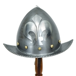 Etched Morion Helmet - 16th - 17th Century