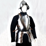 17th Century Pikeman's Armor Set with Helmet