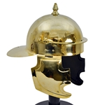 Roman Coolus E Helm - Brass