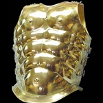 Gladiator's Muscle Armour Brass AH-6071-B
