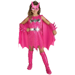 Pink Batgirl Child Costume 100-155989