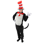 Cat in the Hat Deluxe Adult Costume