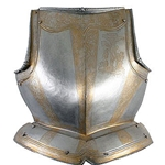 LARP Etched Breastplate DC-504