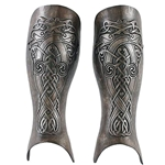 LARP Celtic Fantasy Greaves DC-603