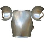 Breast Plate and Spaulders Set MD-714