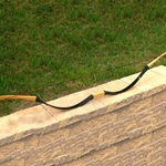 Yellow Osage Horse Bow