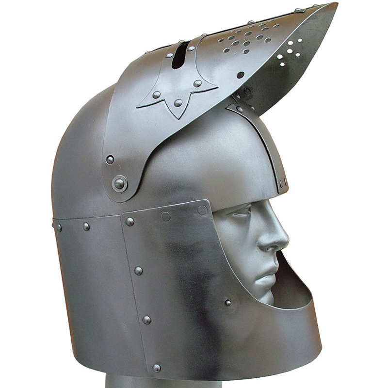 My Armor Store - Great Helm with Visor