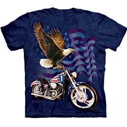 Born to Ride Adult T-Shirt 43-1030140