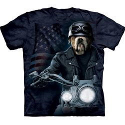Biker Sam Adult 2X-Large T-Shirt 43-1032390