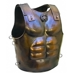 Short Muscle Cuirass Bronze