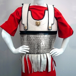 Greek Scaled Armour