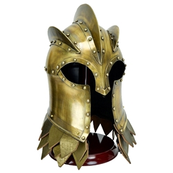 Kingsguard Helm with Stand