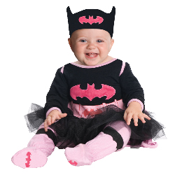 Batgirl Onesie Infant Costume 100-216178